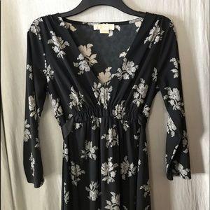 MICHAEL Michael Kors VINTAGE FLOWER DRESS LARGE